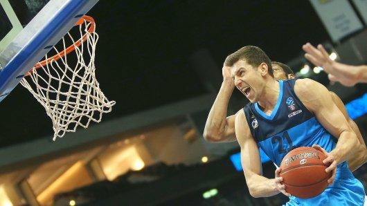 Ein Muskelpaket, aber auch nicht unverletzlich: Dragan Milosavljevic