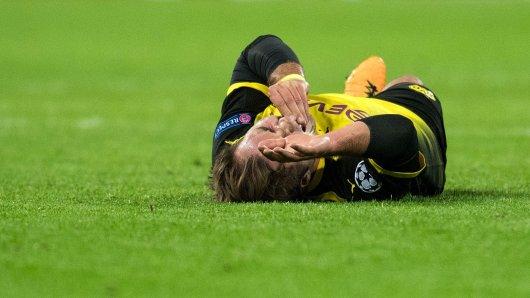 Dortmund verliert erneut gegen Totenham Hotspur und scheidte aus der Champions League aus (Archiv)