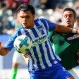 Karim Rekik (l.) ist der neue Abwehrchef bei Hertha BSC