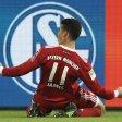 Bayern-Star James Rodriguez glänzte auf Schalke als Torschütze und Vorbereiter
