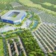 So sehen die Pläne aus für eine Fußball-Arena von Hertha in Ludwigsfelde/Brandenburg