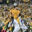 Mit Australien obenauf: Mathew Leckie (Mitte) im Spiel gegen Honduras