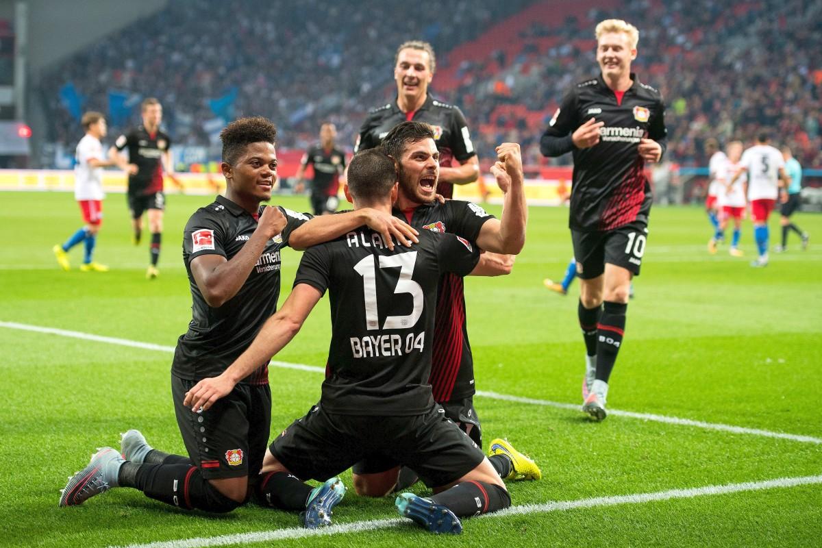 Europa League Bayer 04 Leverkusen Gegen Fk Krasnodar Live