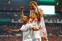 DFB-Pokal: Die Bayern stürmen nach Berlin