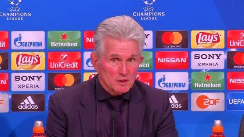 Bayern Droht In Der Champions League Das Aus Berliner