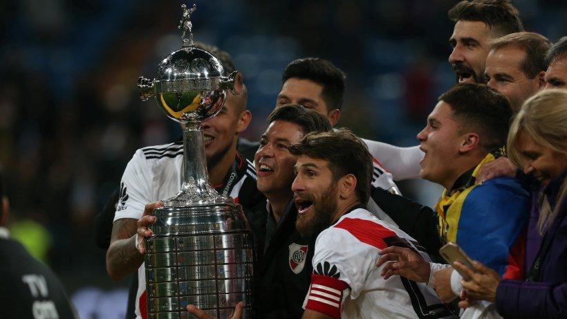 River Plate gewinnt denkwürdiges Copa-Libertadores-Finale