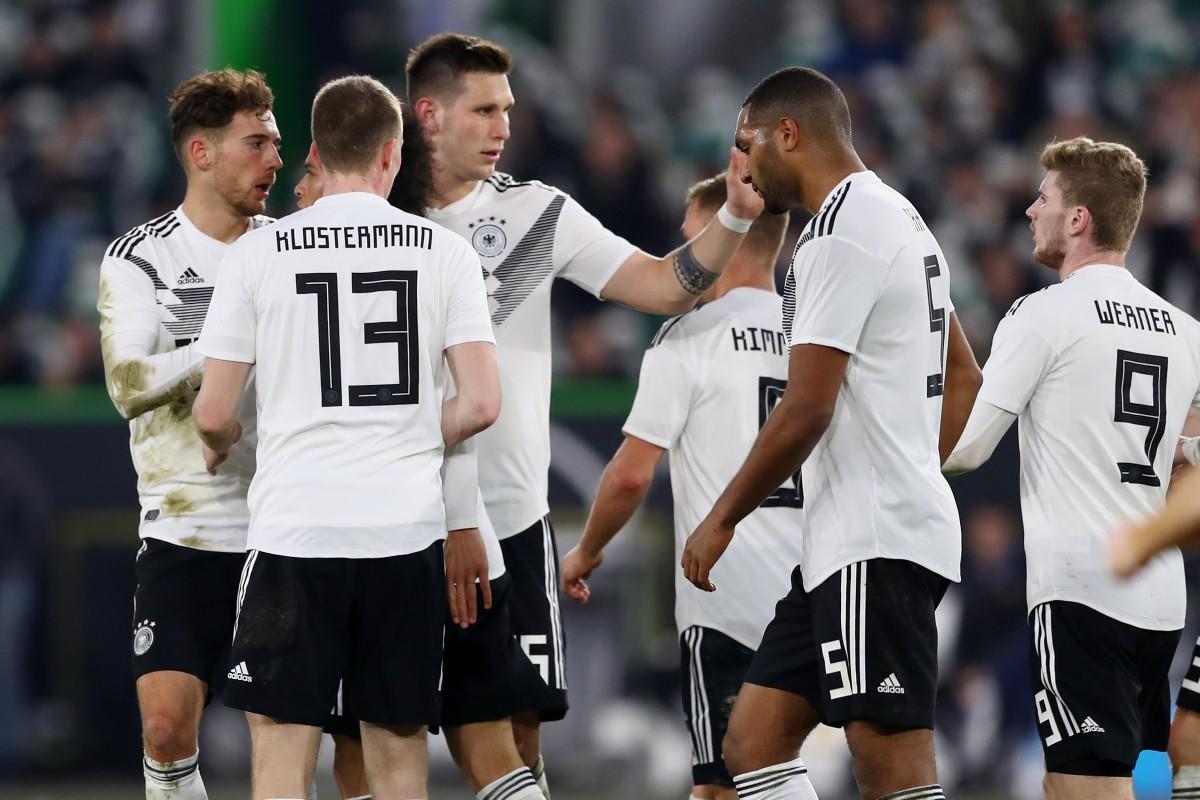Em Quali Deutschland Gegen Nordirland Das Spiel Live Im