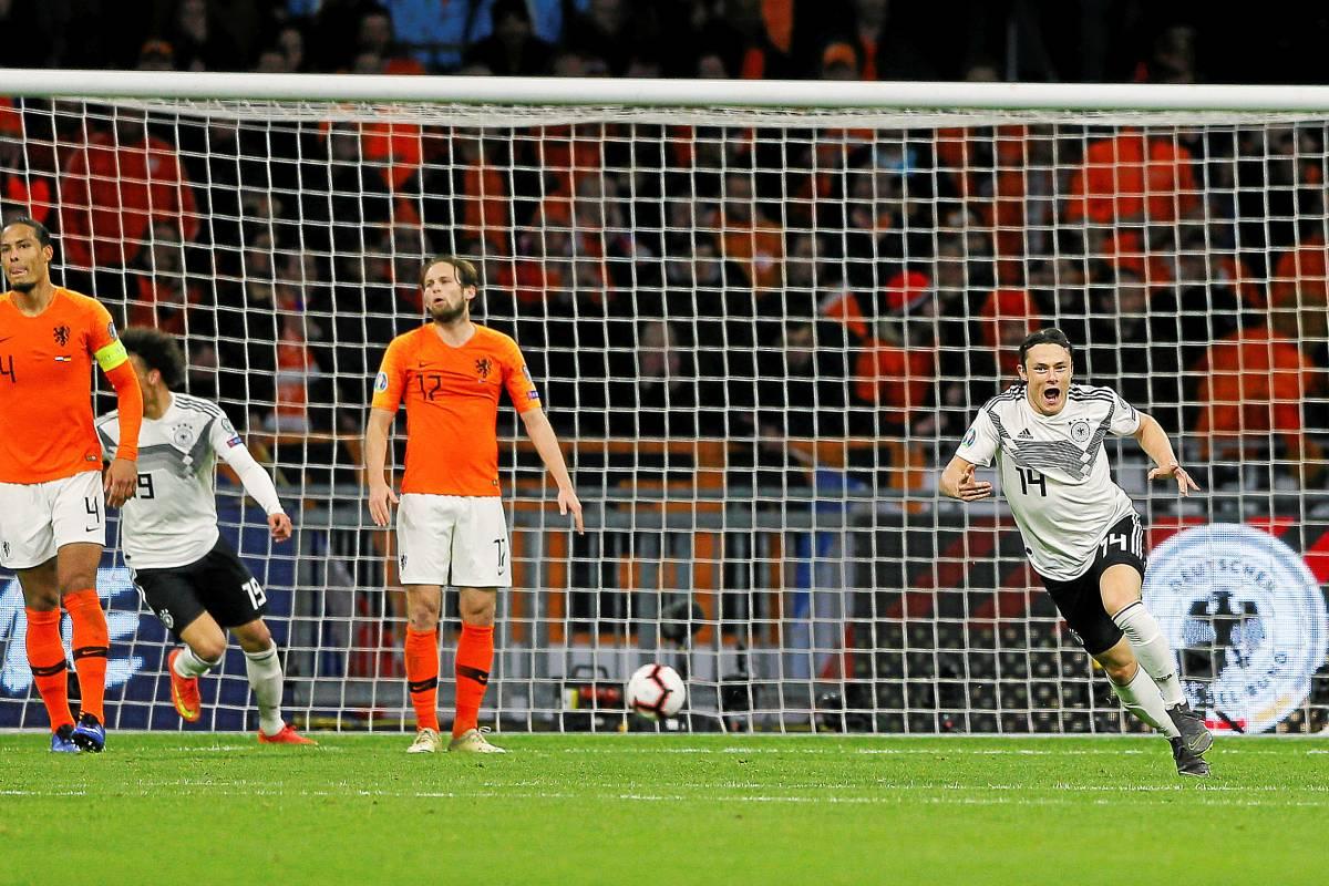 Nordirland Gegen Deutschland Em Qualifikation Im Tv Stream