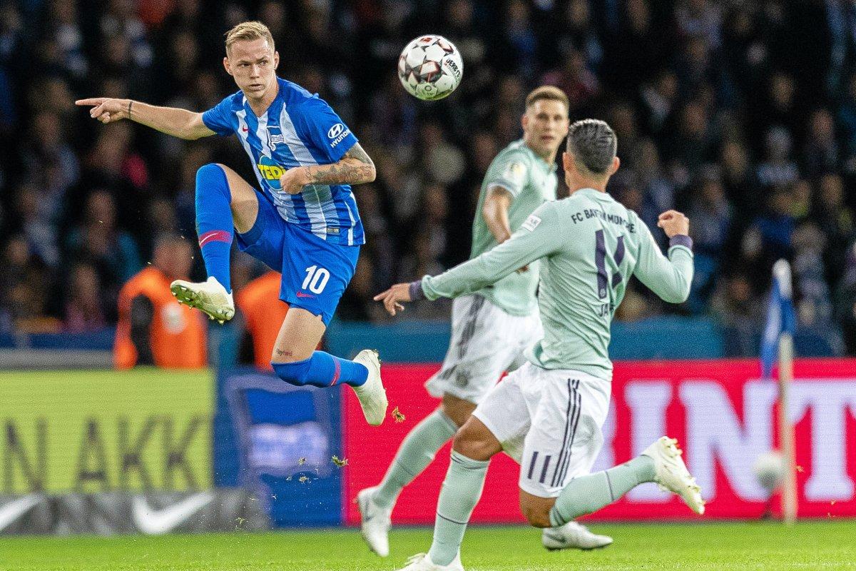 Hertha BSC: Ondrej Duda erlebt eine Saison in der Achterbahn