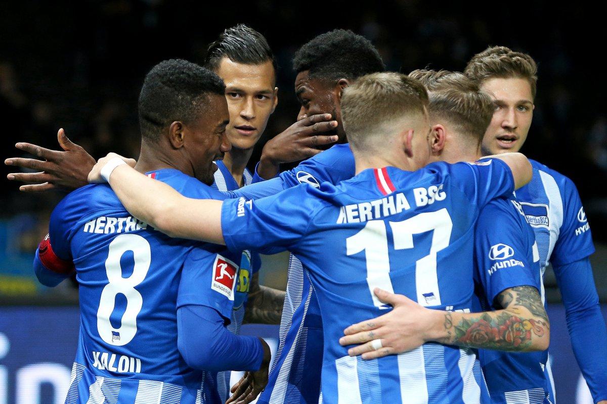 Hertha erhält Lizenz für neue Saison unter Auflagen