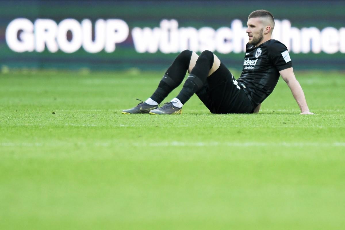 Europa League Eintracht Frankfurt Gegen Den Fc Arsenal
