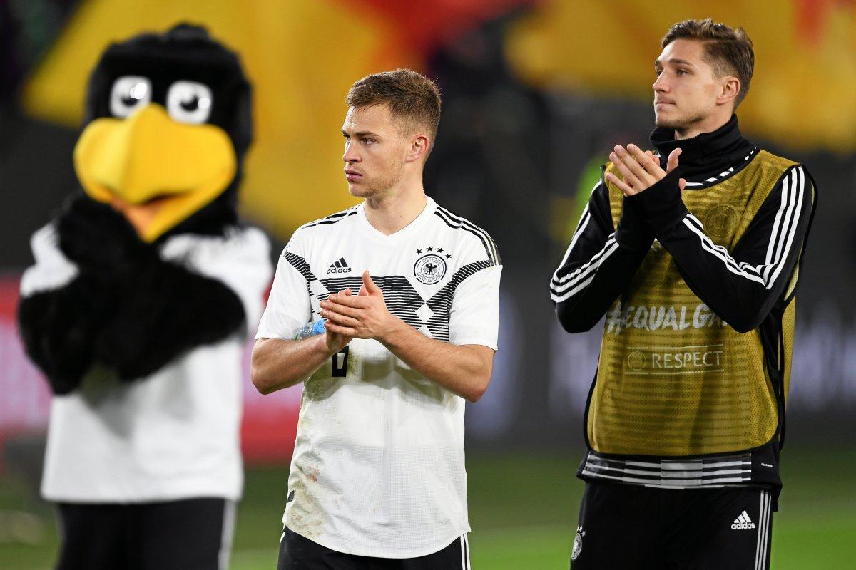 Hertha BSC: Joachim Löw holt Niklas Stark