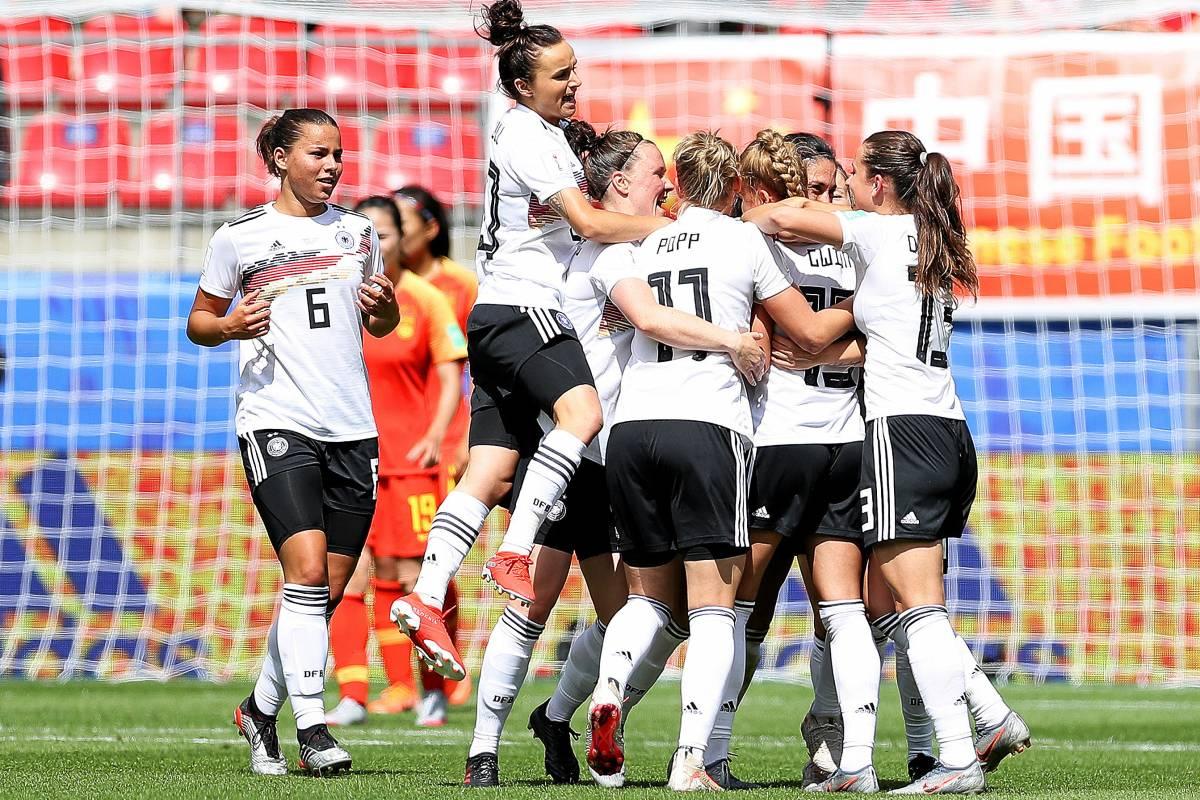 Fussball Wm Der Frauen Deutschland Gegen Spanien Live Im Tv