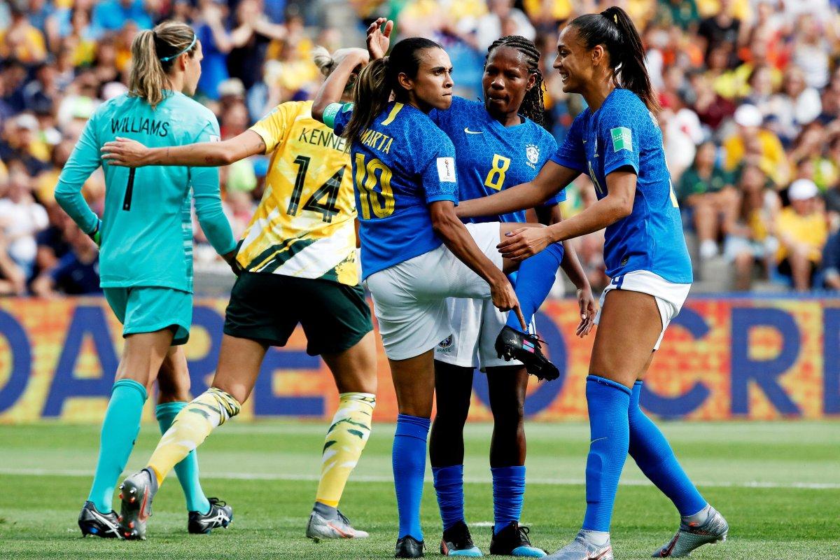 Wie die WM zum Kampf für Gleichberechtigung wird
