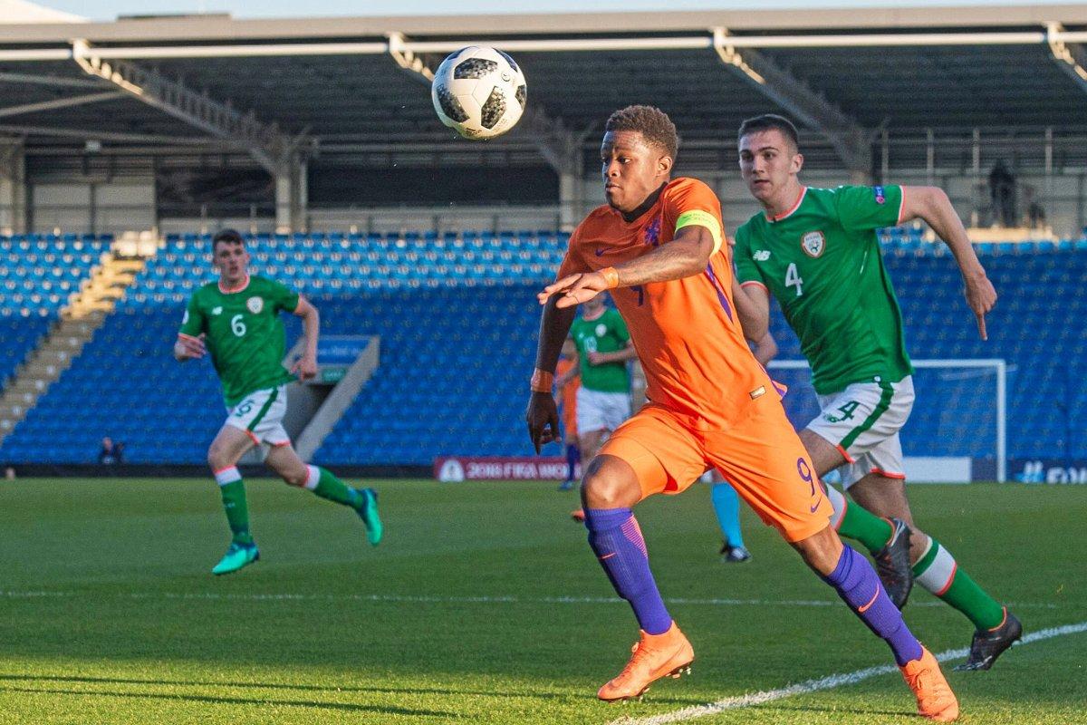 Hertha BSC jagt Chelsea-Talent Daishawn Redan