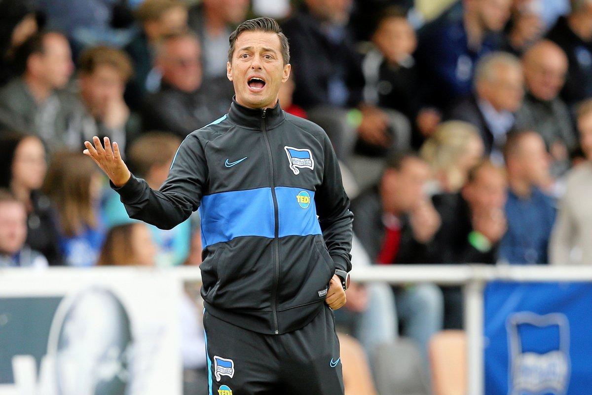 Hertha-Trainer Ante Covic sortiert Dardai-Sohn aus