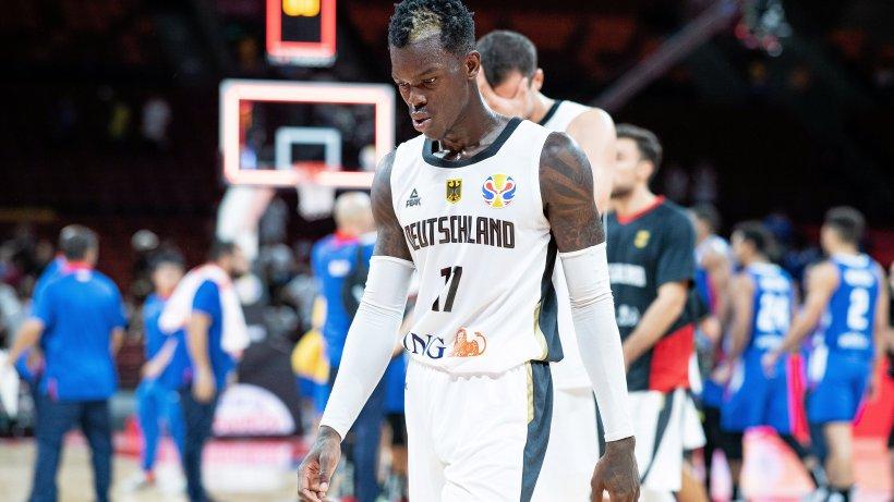 Basketball: Debakel für den deutschen Basketball