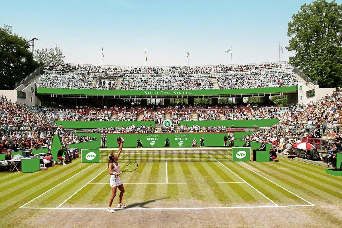 Tennis: Wimbledon-Vorbereitungsturnier kommt nach Berlin