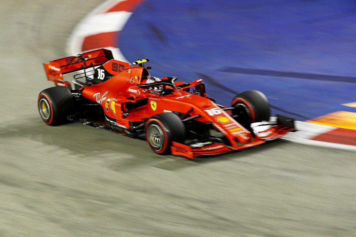 Leclerc holt sich die dritte Poleposition in Serie