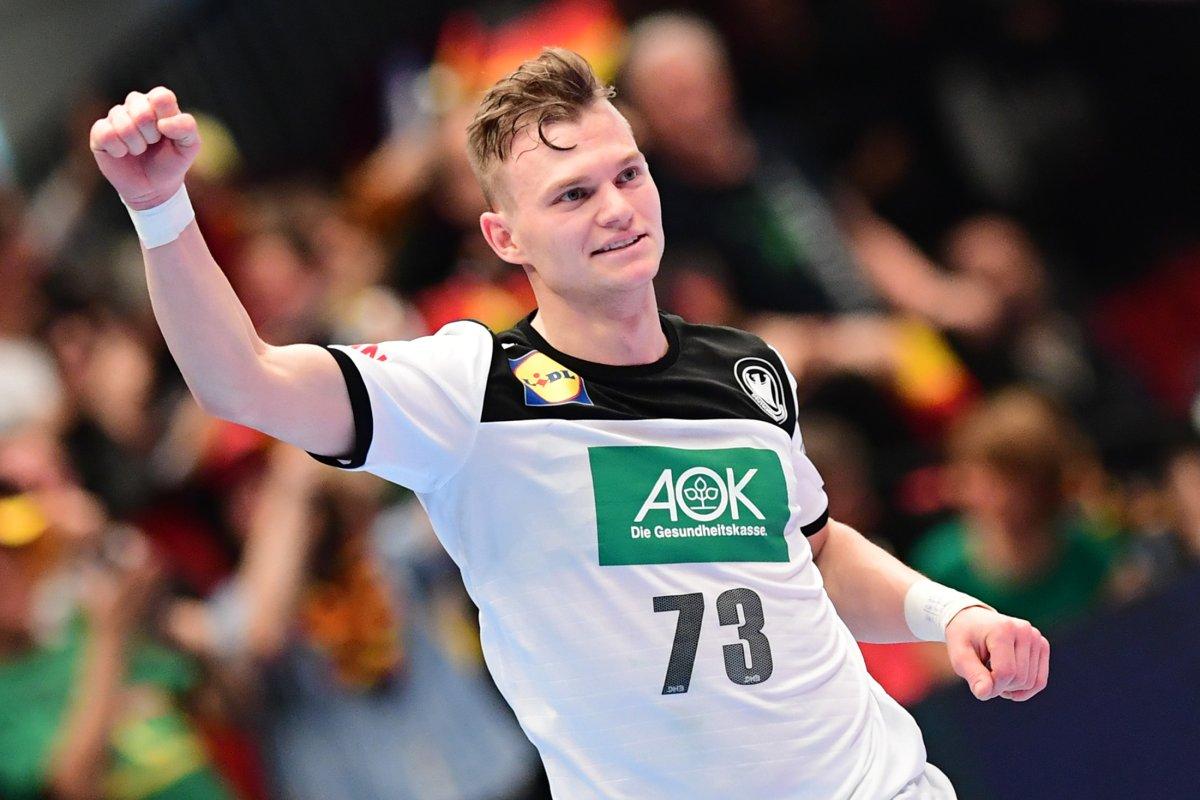 Handball-EM: Deutschland feiert Sieg fürs Selbstvertrauen