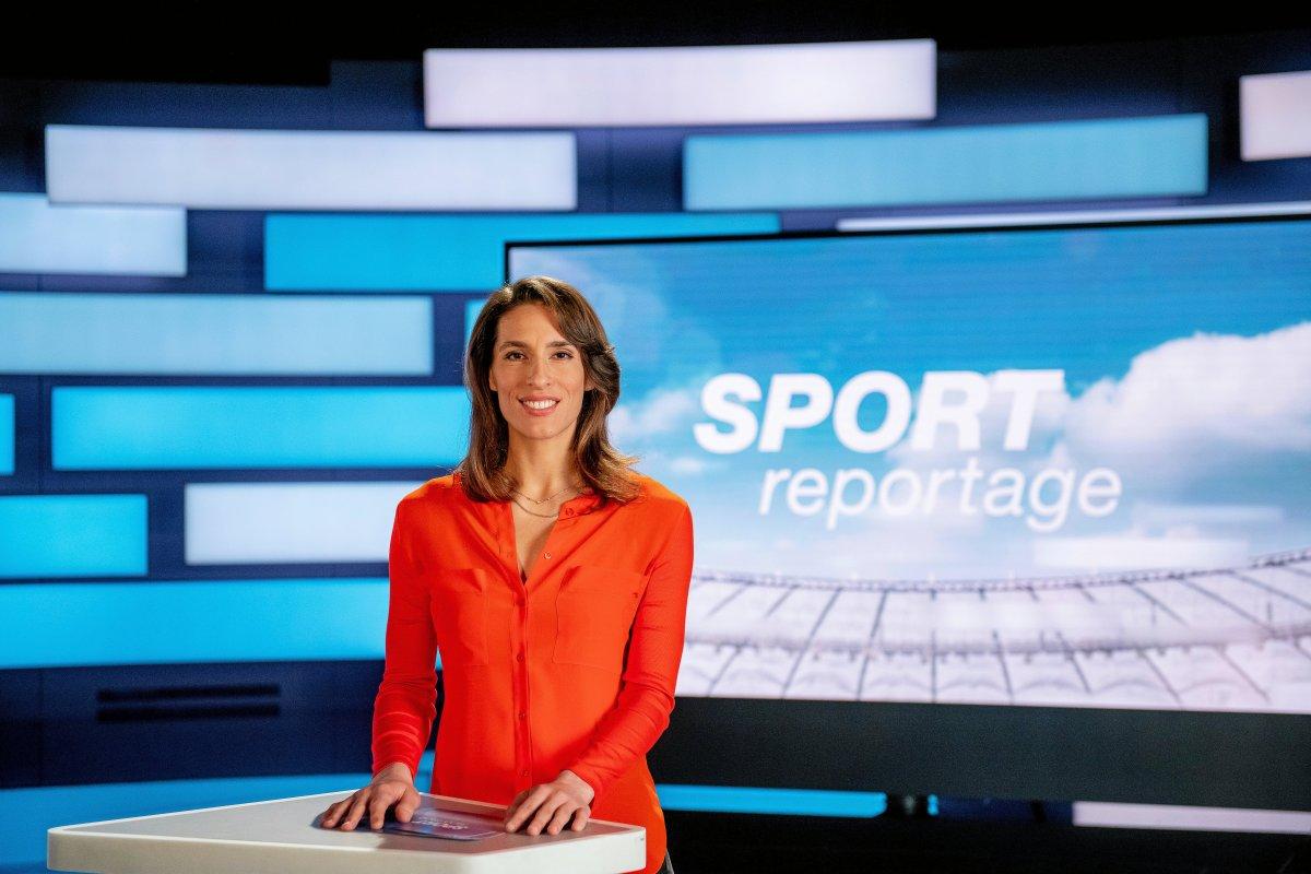 Tennis-Star Andrea Petkovic bringt richtige Farbe ins ZDF