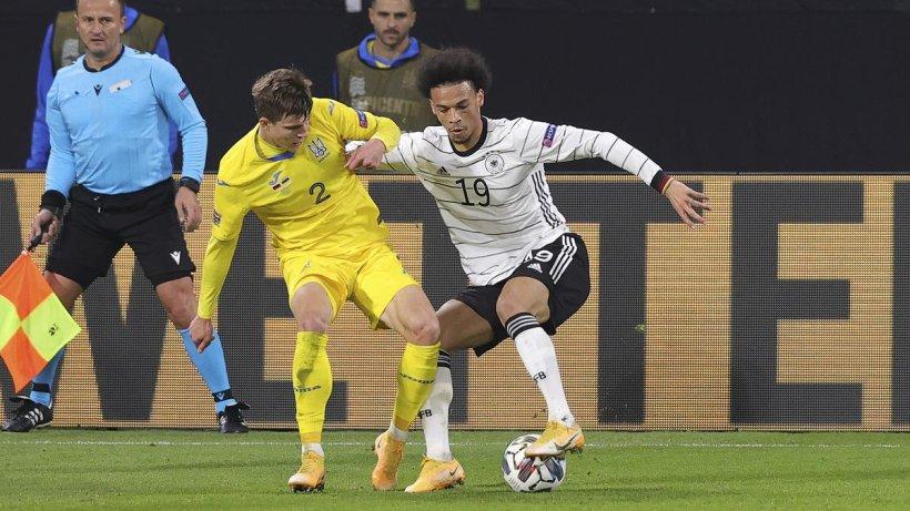 Nach DFB-Spiel: Zwei Ukraine-Profis Corona positiv getestet