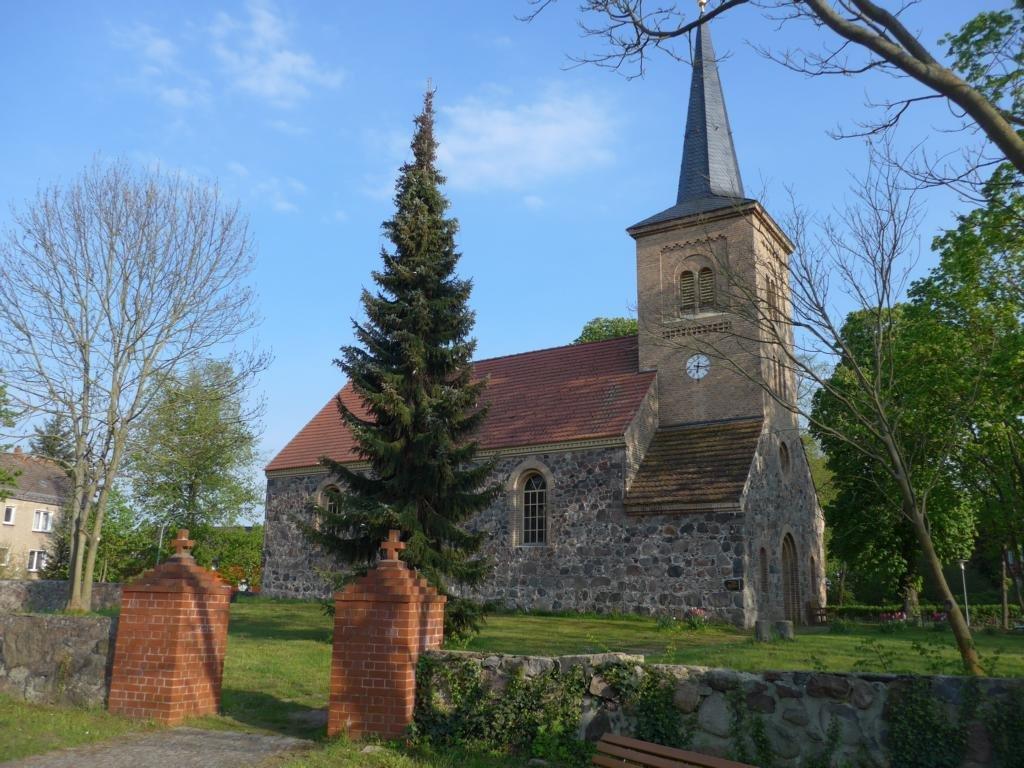 Die Evangelische Kirche in Jühnsdorf
