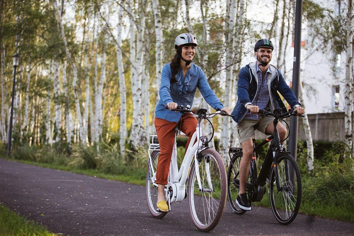 Citybikes sind ideal für Erledigungen und kleine Ausflüge
