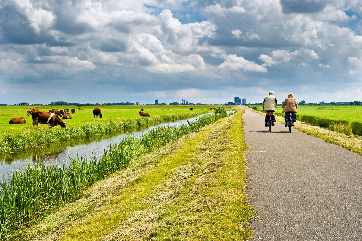 Holland: Land der Deiche und Radwege