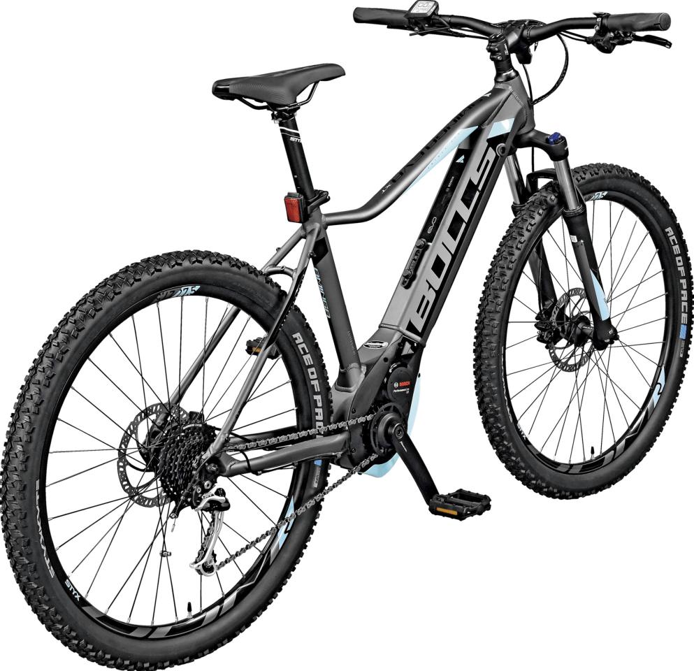 """E-Mountainbike Bulls Aminga Eva XT 27,5"""" verfügt über die stärkste Drive Unit, die Bosch zu bieten hat."""