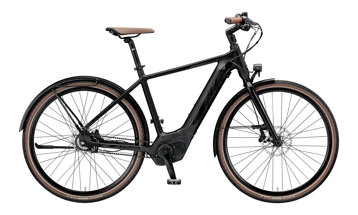 E-Bike KTM Macina Gran Belt ist die umweltfreundliche Alternative für den Weg zur Arbeit.