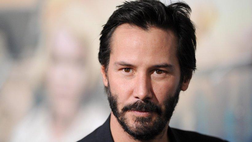 Keanu Reeves fühlt, dass ihm Frauen überlegen sind - Stars ...