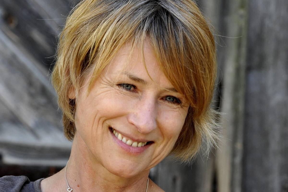 Corinna Harfouch Wegen Falten Muss Man Nicht Verzweifeln
