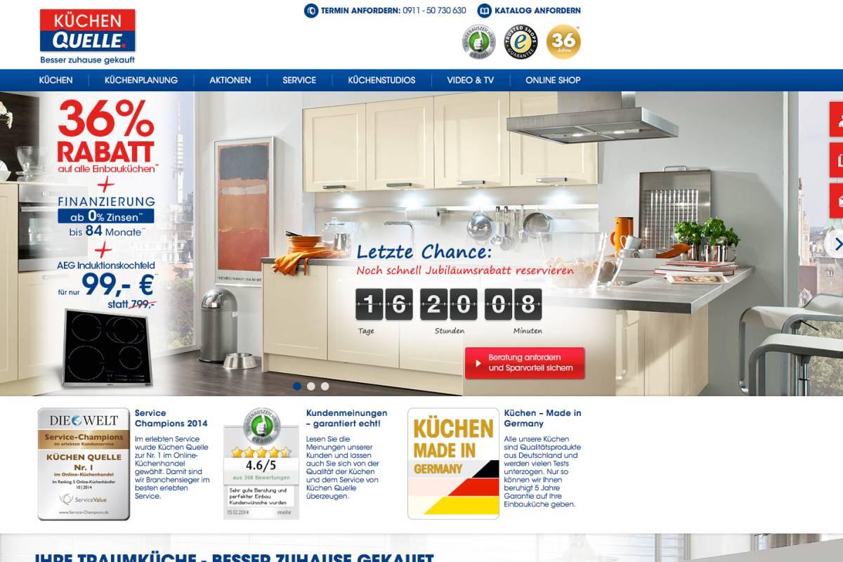 Berliner Online Küchenhändler Kiveda Kauft Küchenquelle Startups
