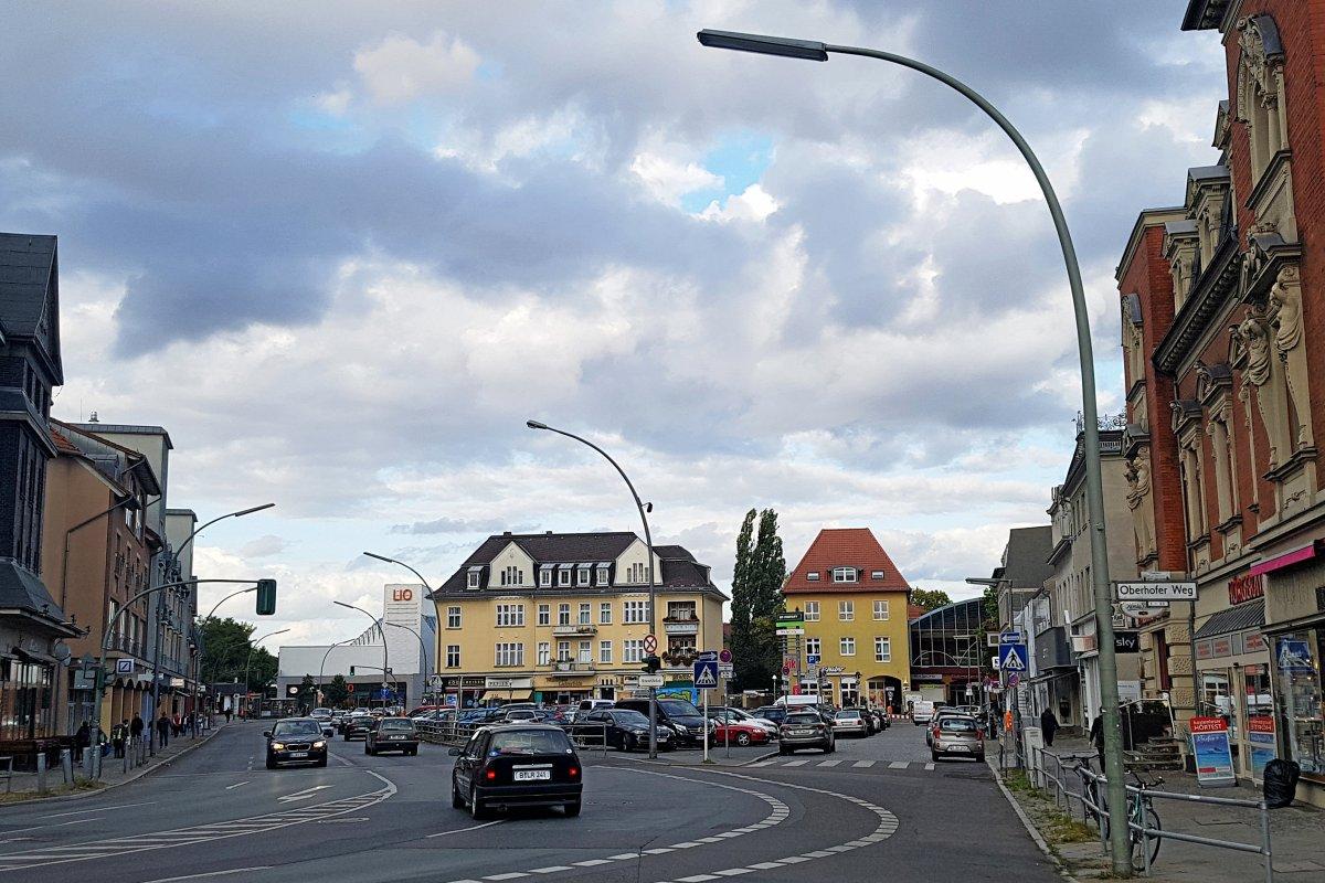 Kranoldplatz: Büros, mehr Arztpraxen und nur noch ein Markt