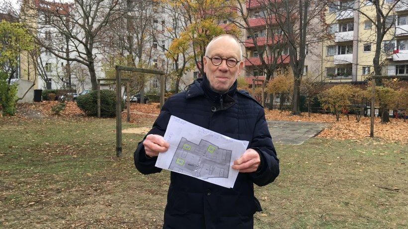 Unterschriften gegen Hochhäuser wurden übergeben