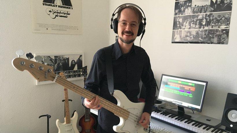 Musik aus einer Schöneberger Altbauwohnung