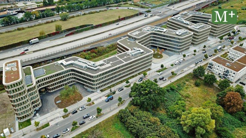 Preiswerter als in Mitte: Immer mehr Büros in Adlershof