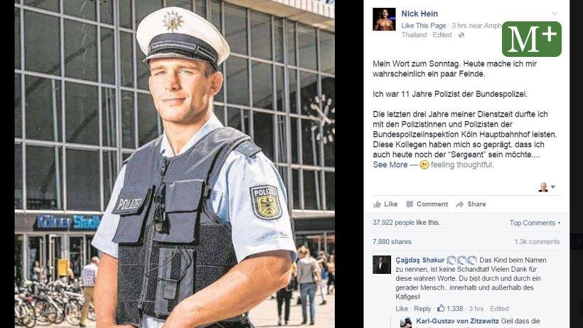 Polizeibericht Köln Silvester