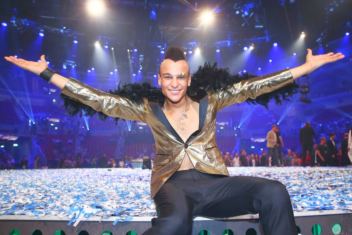 Finalsieg Bei Dsds Prince Damien Ist Neuer Rtl Superstar Tv