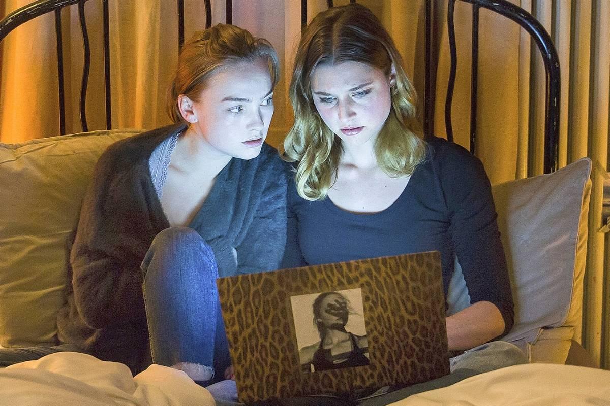 Geheimnisse der Online-Dating-Website