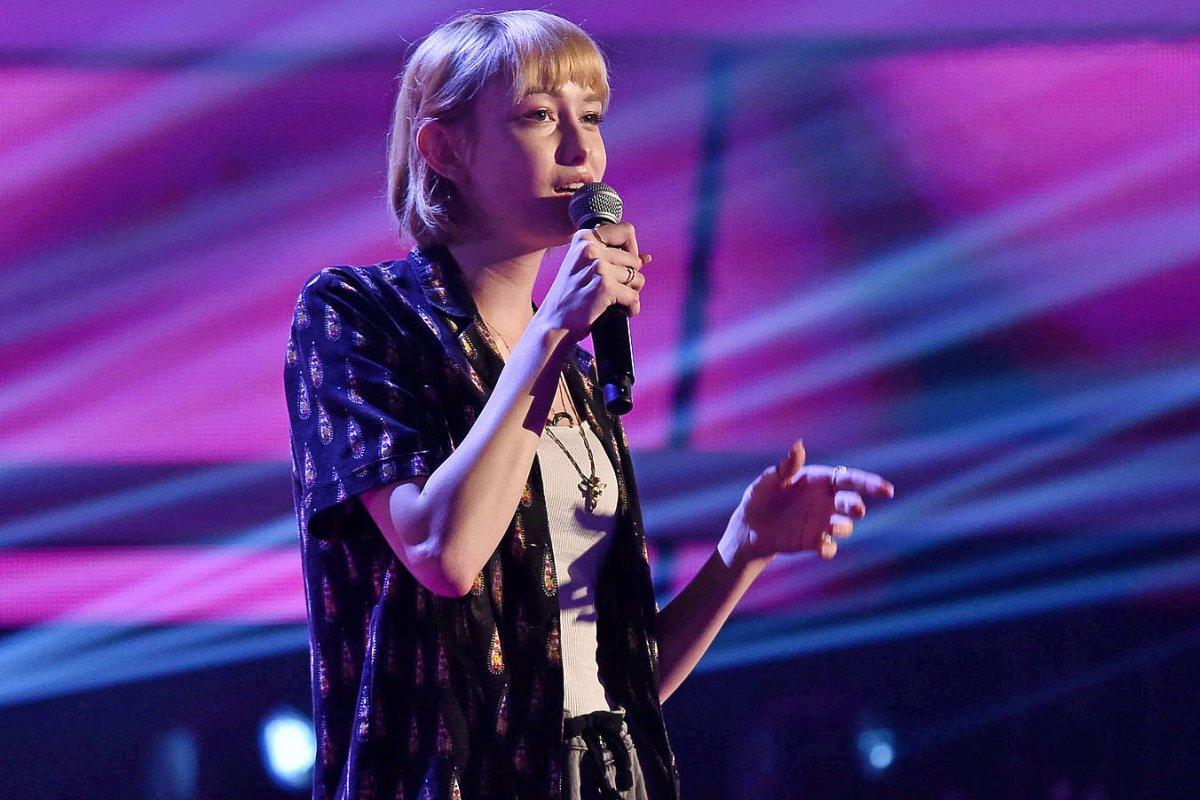 """""""The Voice"""" 2019: GNTM-Kandidatin Sally Haas überzeugt auch bei"""