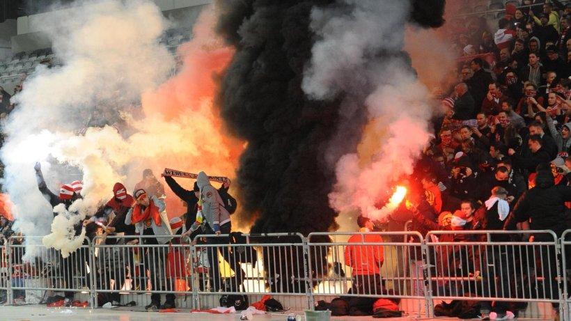 Union Testspiel In Stockholm Endet Im Chaos 1 Fc Union