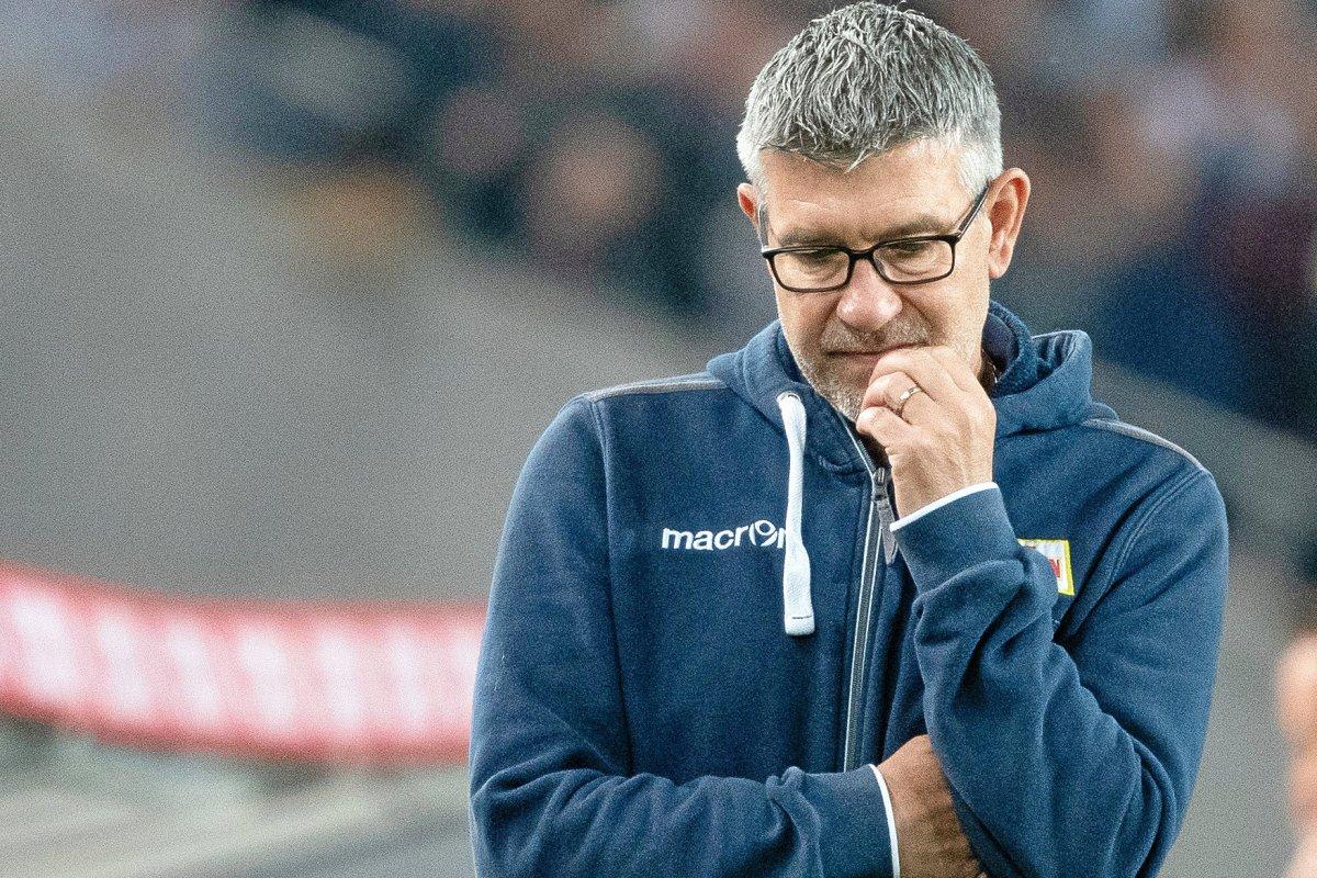 """1. FC Union Berlin - Urs Fischer: """"Es geht um die Wurst"""""""