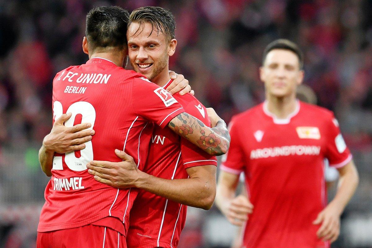 Union beendet Negativserie mit 2:0-Sieg gegen Freiburg