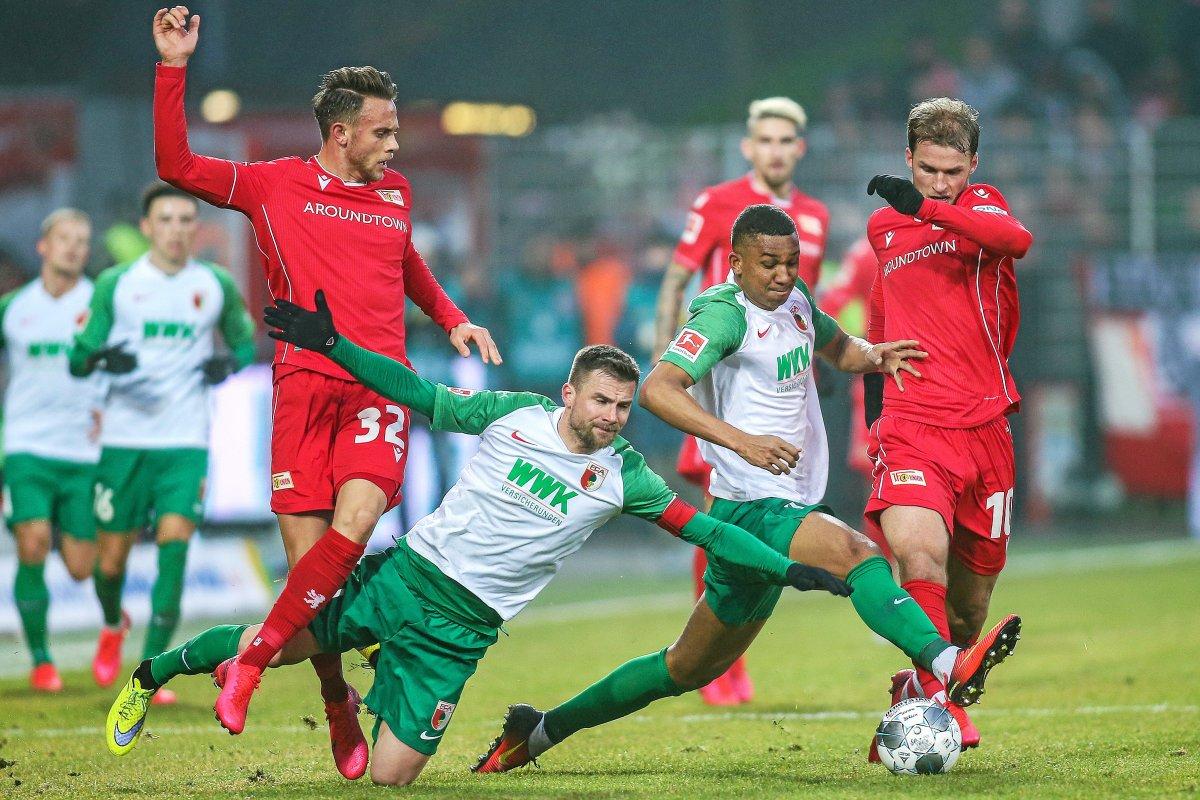 1. FC Union Berlin: Union feiert Heimsieg gegen Augsburg