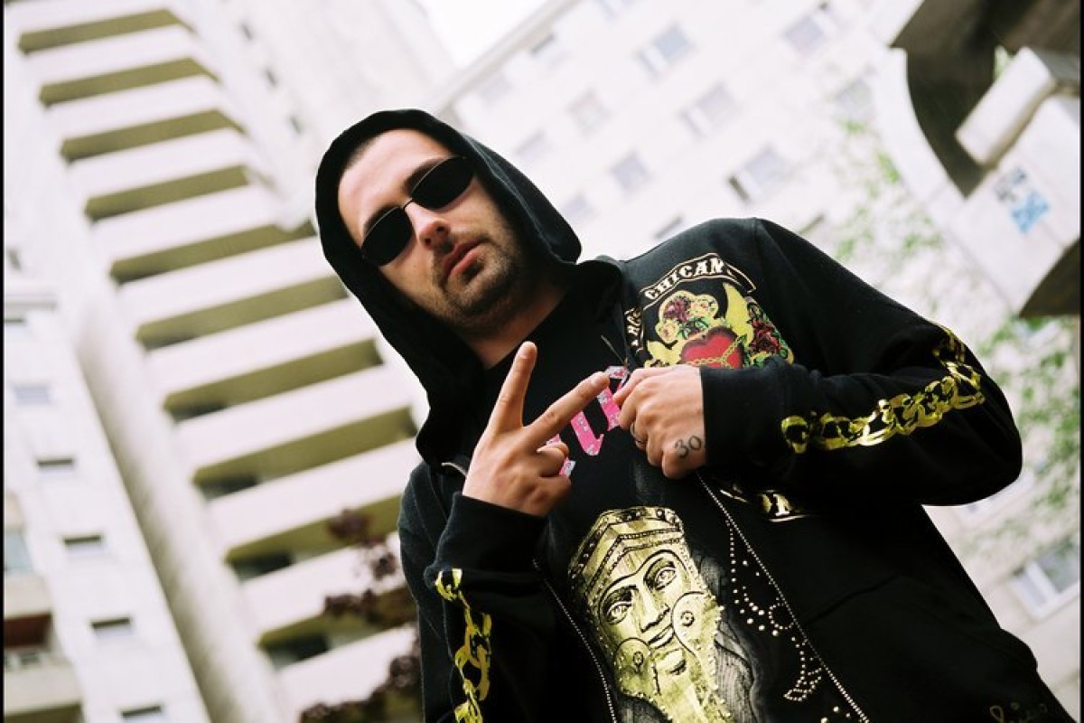 Sido Der Nette Gangster Rapper Von Nebenan Berliner Morgenpost