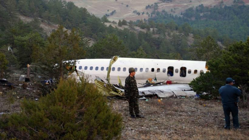 Flugzeugabsturz In Der Turkei Berliner Morgenpost