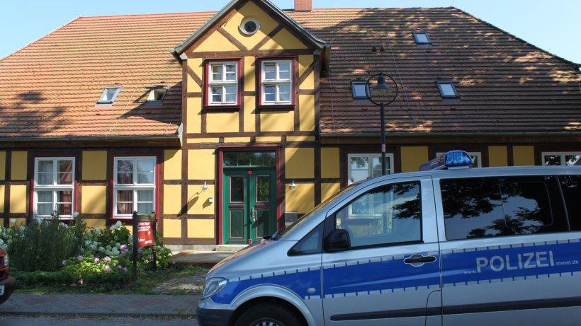 Polizeibericht Usedom