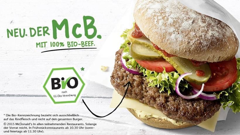 Mcdonalds Ab Wann Burger